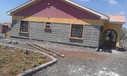 House for Sale in Kitengela Yukos, 3 bedroom Kitengela houses for sale near Yukos area