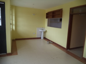 Dining area for the Kitengela house for rent