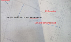 25 Acres Land for Sale in Isinya