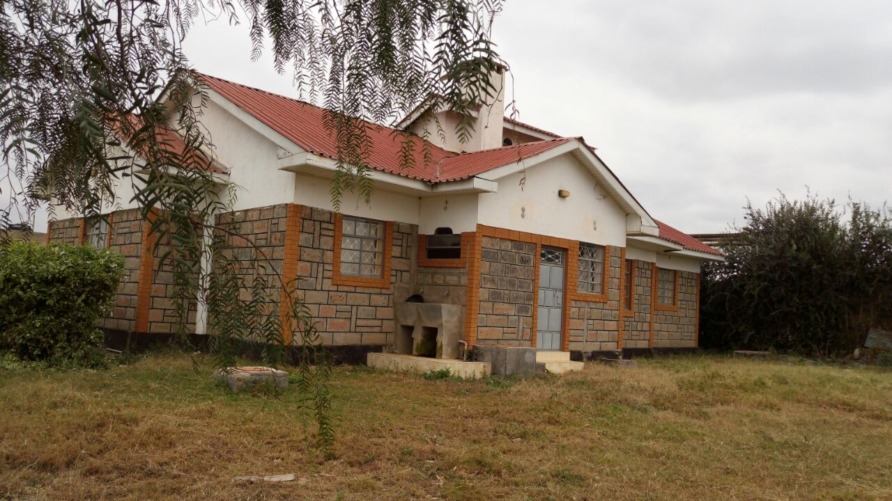 Bungalow house for sale in kitengela kimalat
