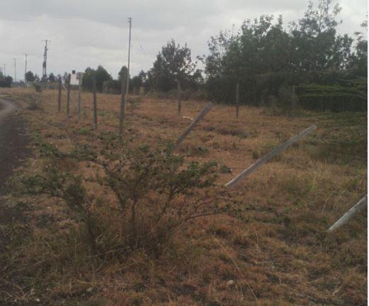 Plot for sale in Kitengela Milimani
