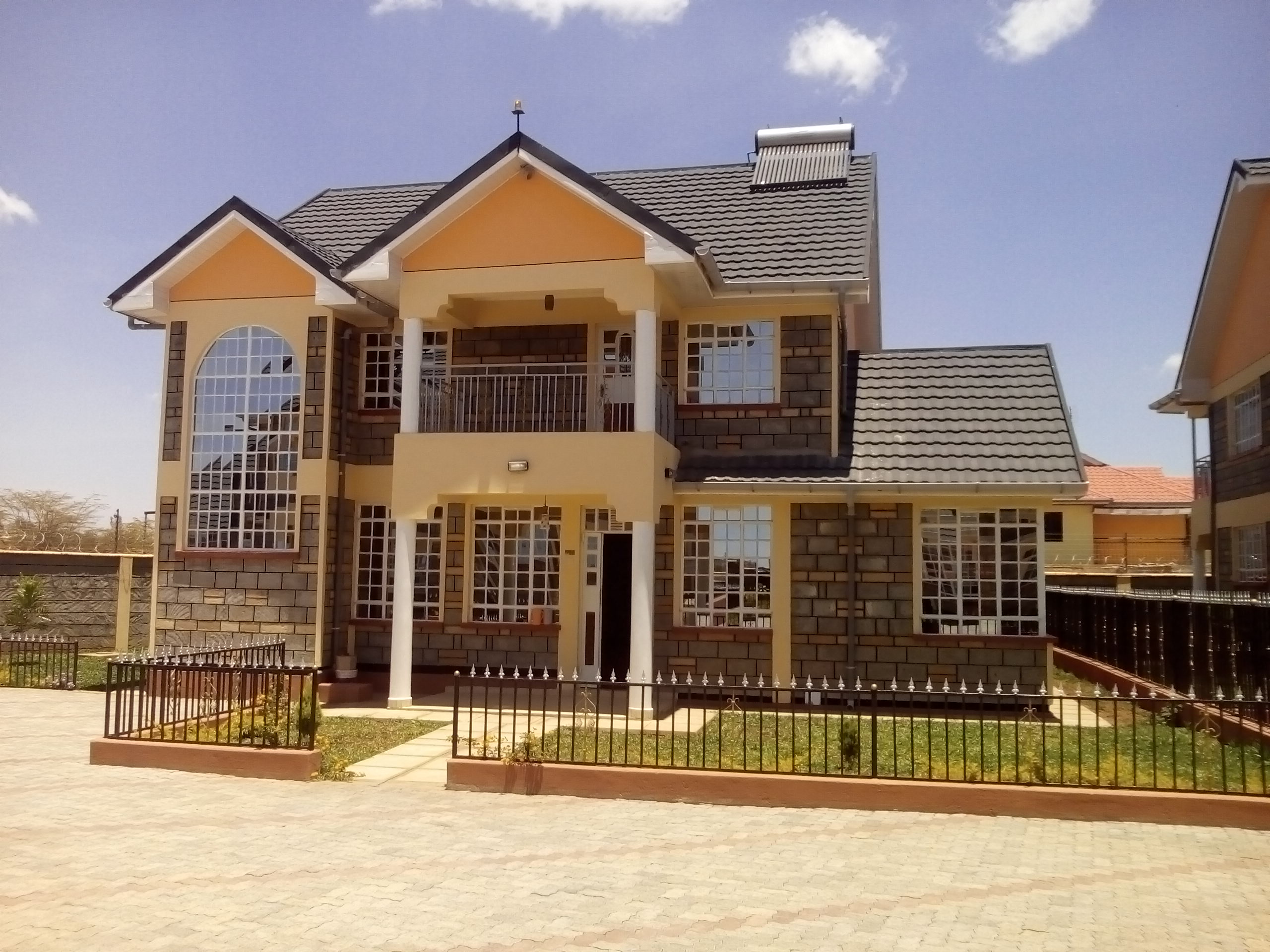 Types of houses in kenya modern house Modern house plans for sale
