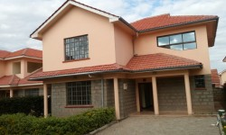 4 Bedrooms House for rent in Kitengela