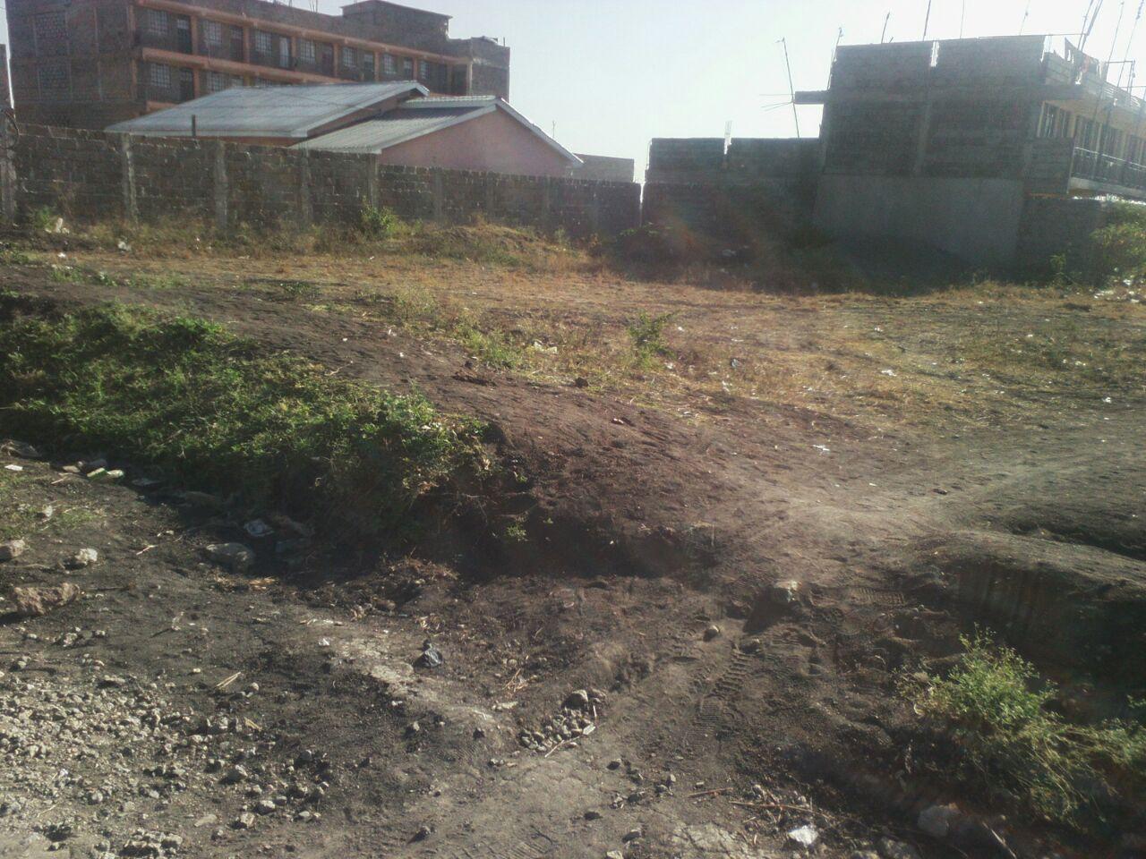 Kitengela plot for sale in Cha Ngombe