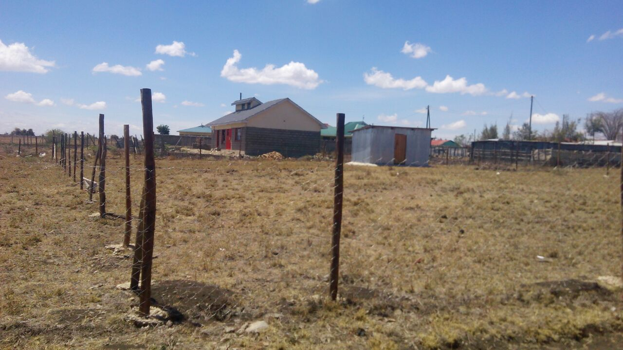 Plots for sale in Kitengela New valley