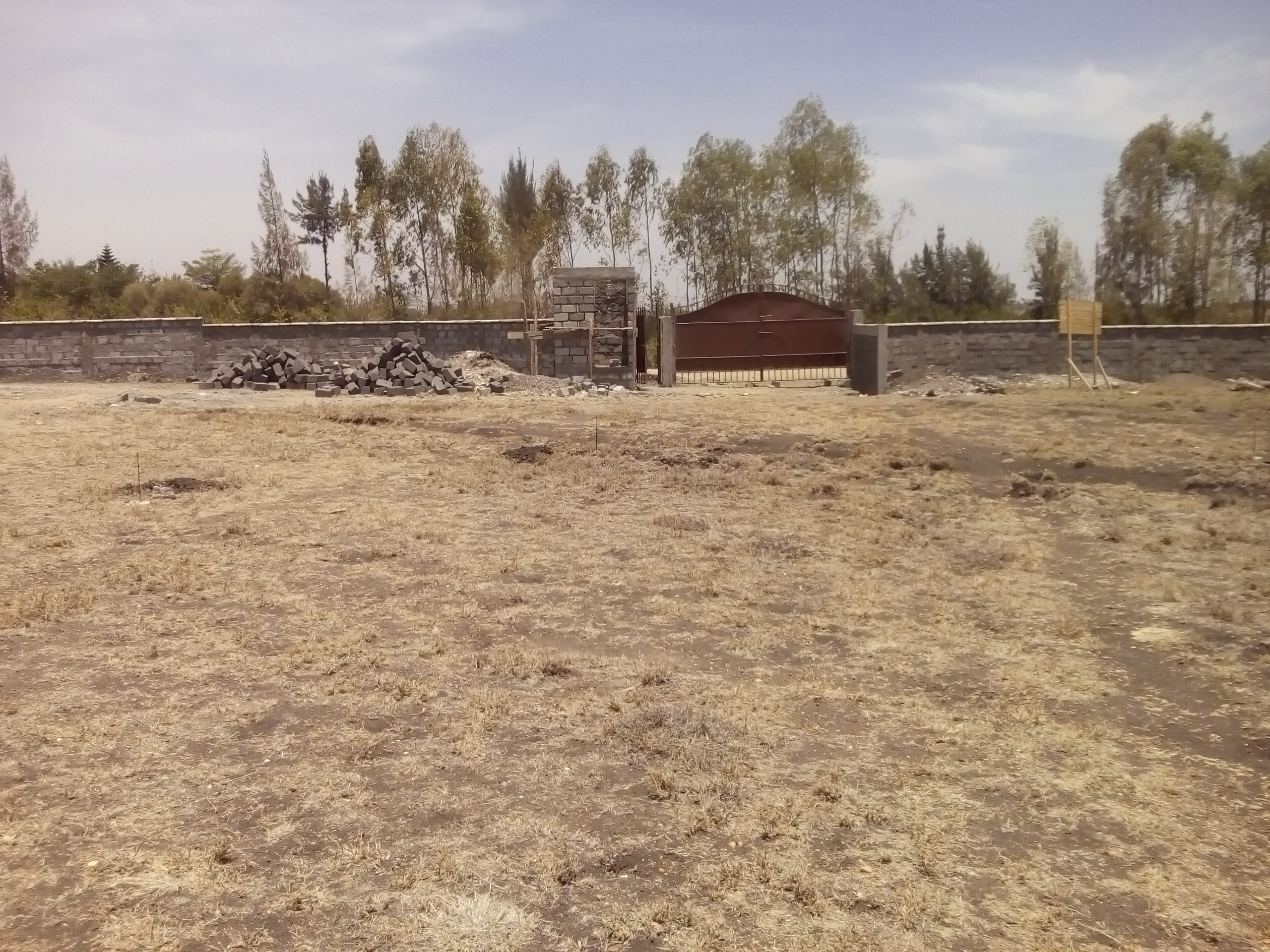 Gated Plots for sale in Kitengela