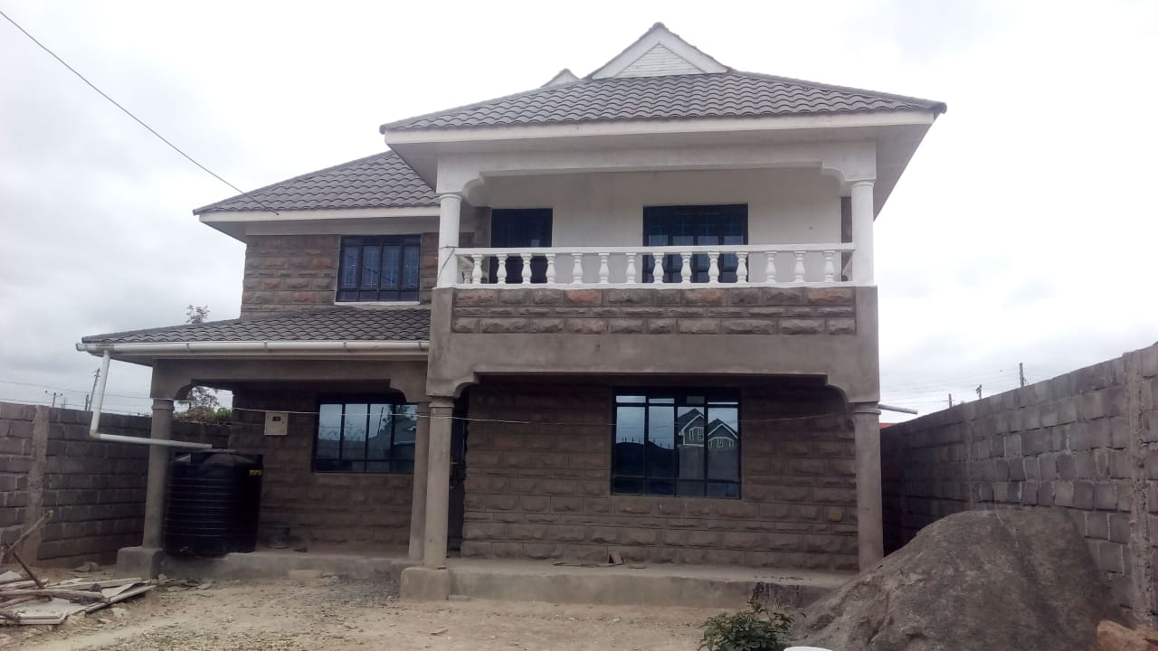 4 Bedrooms house for sale in Kitengela Muigai
