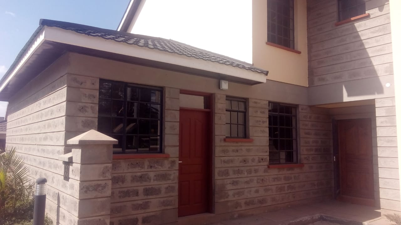 Property for sale in Athi River in a gated community