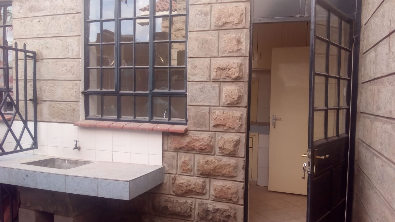 Property for rent in Athi River with wooden Floors