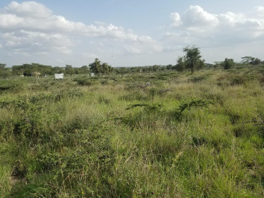 Plot for sale in Kitengela near East Africa University