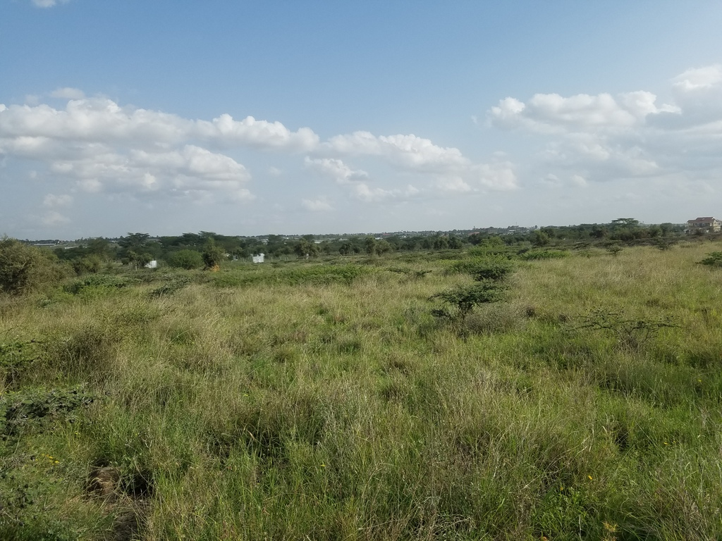 Land for sale in Kitengela near East Africa University