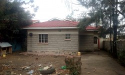 Bungalow House to let in Kitengela Muigai