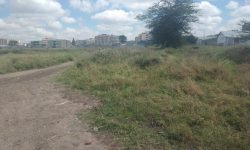 Plot of land for sale in Changombe Kitengela